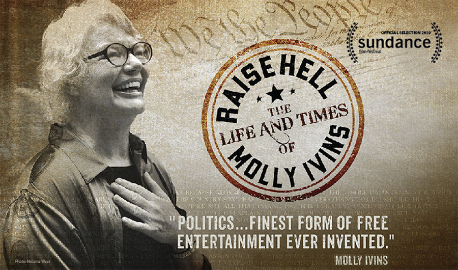 Molly Ivins - Politics